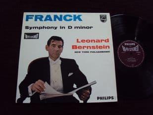 Bernstein.Franck Symphony In D Minor.835 528 AY