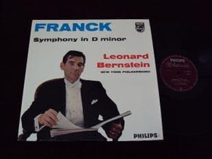 Bernstein.Franck Symphony In D Minor.A 01429 L