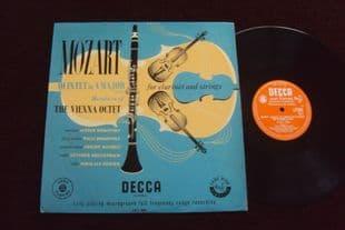 Boskovsky,Vienna Oct Members.Mozart Qnt.LXT 5032