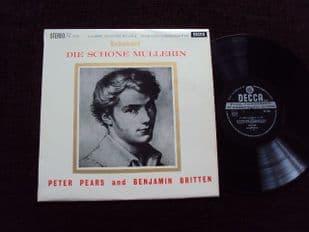 Britten,Pears.Schubert