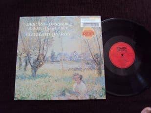 Cleveland Qt.Debussy & Ravel Qts.DG 10111