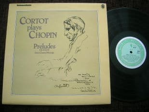 Cortot.Chopin Preludes.WRC SH 327