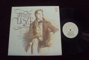 Francois.Liszt Concertos.CFP 40057
