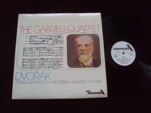 Gabrieli Qt.Dvorak Qts Opus 51 & 105.SDD 479