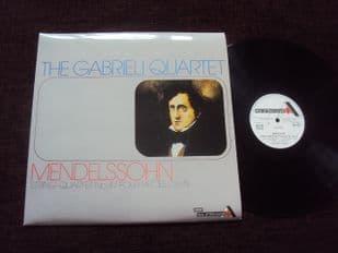 Gabrieli Qt.Mendelssohn Qt No 4.SDD 469