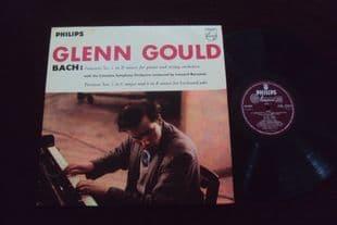 Gould,Bernstein.Bach Concerto No 1.ABL 3234