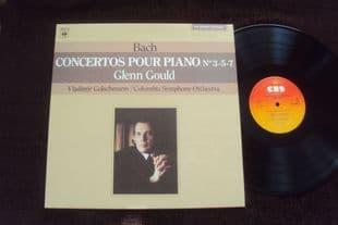 Gould,Golschmann.Bach Concertos.60028