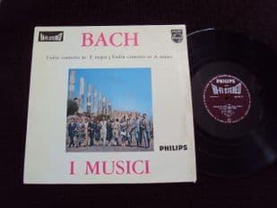 I Musici.Bach Concertos.835 007 AY
