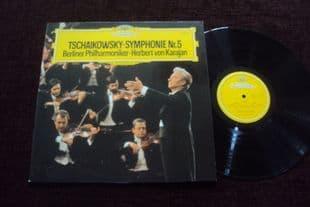 Karajan.Tchaikovsky Symphony No 5.2530 699