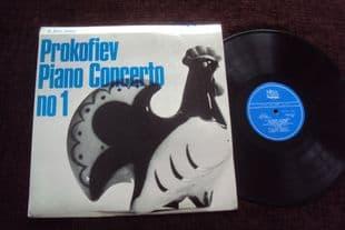 Kerer.Prokofiev Concerto Noo 1.DO 7993