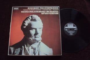 Kertesz.Schubert Complete Symphonies.SXLI 6644/48