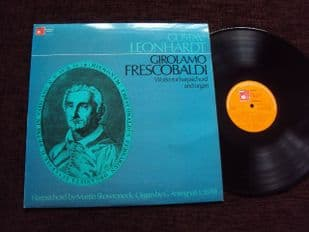 Leonhardt.Frescobaldi Keyboard Works.BAC 3077