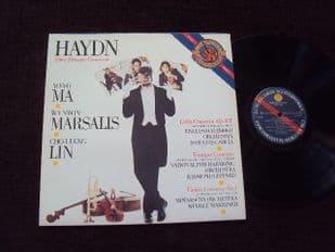 Ma,Marsalis,Lin.Haydn