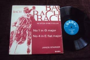 Starker.Bach Suites 1 & 4. XID 5167