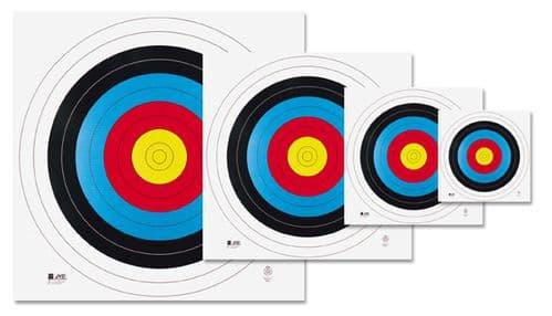 50 Standard Paper Target Faces 60cm