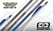 Easton RX-7 aluminium shafts pack of 6