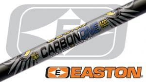 Made up Easton Carbon One Arrows (12)