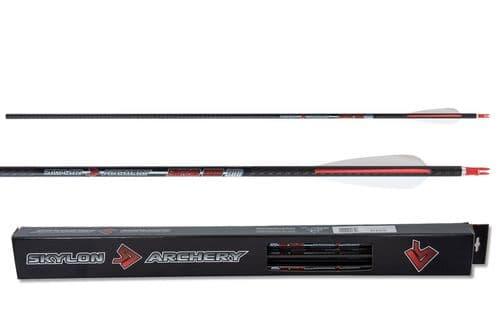 Skylon Empros 23 Indoor Compound Carbon Arrows - Set 12