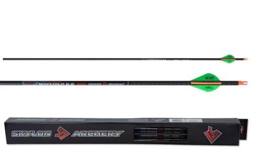 Skylon Maverick Carbon Arrows Set 12