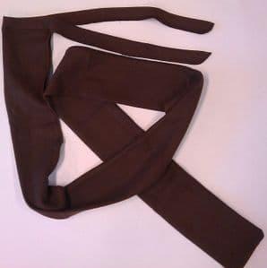 Soft Longbow Bags - dark brown