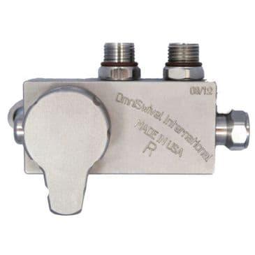 Gas Switching Block