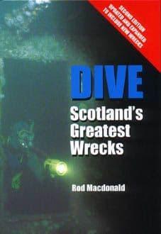 PDC 70 BOOK DIVE SCOTLAND'S GREATEST WRECKS