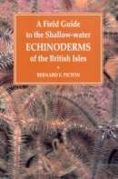 PDC 70 BOOK FIELD GUIDE TO SHALLOW-WATER ECHINODERMS OF THE BRITISH ISLES