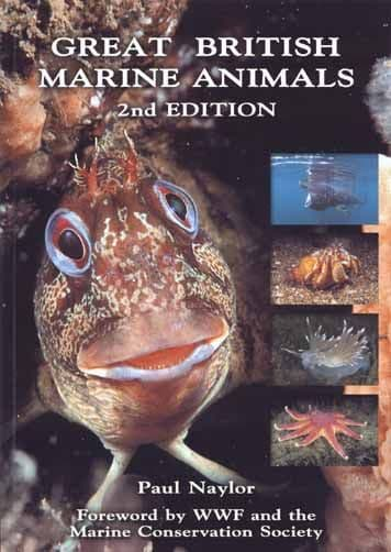 PDC 70 BOOK GREAT BRITISH MARINE ANIMALS, 2ND EDITION