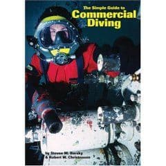 PDC 70 BOOK THE SIMPLE GUIDE TO COMMERCIAL DIVING