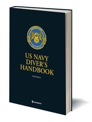 PDC 70 BOOK US NAVY DIVERS HANDBOOK V6