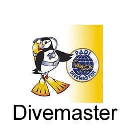 PDC COURSE DIVEMASTER