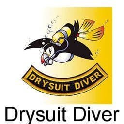 PDC COURSE DRYSUIT DIVER