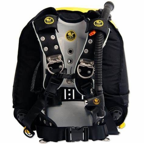 Poseidon BCD Wing & Harness Complete
