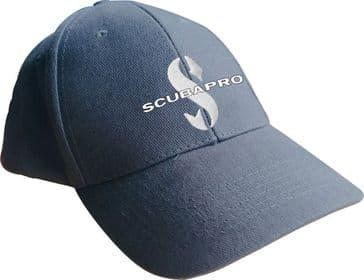 SCUBAPRO FASHION BASEBALL CAP - GREY