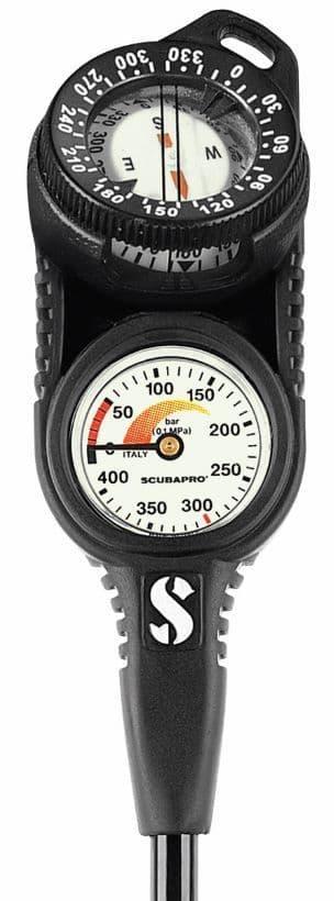 SCUBAPRO INSTRUMENT SPG MAKO CONSOLE - Pressure Gauge / Compass