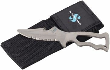 SCUBAPRO KNIFE X-CUT - TITANIUM