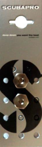 SCUBAPRO X-TEK SPARES - SCREW - FORM TEK HARNESS
