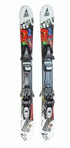 GPO JAM 99cms Adult Short skis with Tyrolia Release Bindings (2 packages available)
