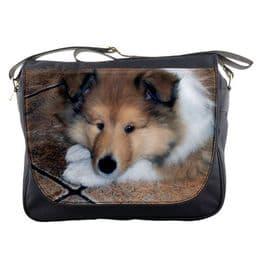Personalised Photo Bag Black Canvas, Personalised Photo Handbag, Photo Bag