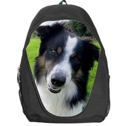 Mens, Womens Personalised Backpack | Rucksack With Any Photo Message etc