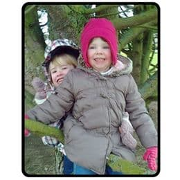 Photo Blanket, Personalised Photo Blanket, Photos On A Fleece Blanket, Photo Gifts Personalised