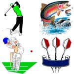 Personalised Sporting Themed Gifts