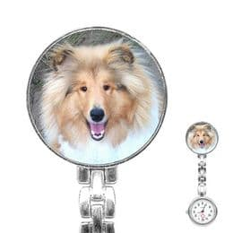 Personalised Nurses Watch Fob Watch  Veterinary Surgery Uniform Watch Dog Groomer Watch Health Service Fob Watch