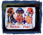 Rockin Pups Personalised Shoulder Bag