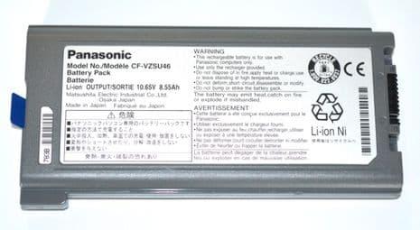 Panasonic Toughbook CF-VZSU46 Battery for the CF-30 & CF-31