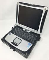Panasonic Toughbook CF-19 Mk6 Windows 10 Intel i5 3rd Gen 3320M 2.6GHz 4GB 500GB  Touch - Used