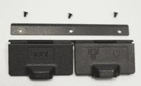 Panasonic Toughbook CF-52 Modem, Ethernet & 9 Pin Serial Port Cover / Door P/N: DFGX0486 - USED