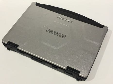 Panasonic Toughbook CF-54 Mk1 Win 10 i5 5th Gen 2.3Ghz 8GB 240GB Full HD Touch Screen - Used