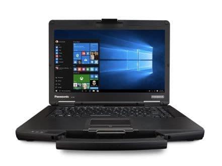 Panasonic Toughbook CF-54 Mk2 i5 6th Gen 2.4Ghz 8GB 256GB Full HD Touch Screen Win 10 - Used