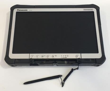 Panasonic Toughbook CF-D1 Mk3 Core i5 6th Gen 2.4Ghz 3340U 8GB 240GB SSD Win 10 Pro  - Used